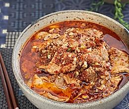 100个人就有100种水煮牛肉,用情多深就有多辣的做法