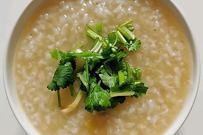 砂鍋雞肉粥(高壓鍋版)