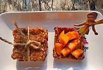 #麦子厨房#小红锅制作午后小点心~香蕉燕麦小软饼的做法