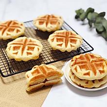 红心甜薯面包松饼#做道好菜,自我宠爱!#