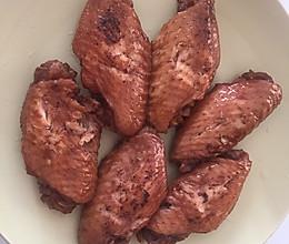可乐鸡翅电饭煲版的做法