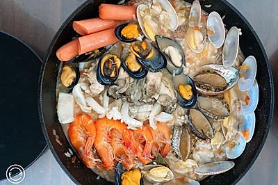 義式海鮮飯