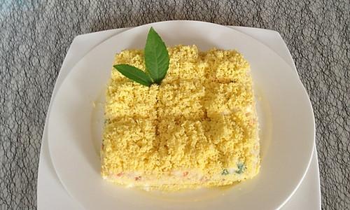 鸡蛋土豆沙拉的做法