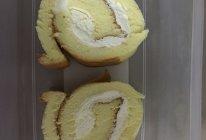 奶油戚风蛋糕卷的做法