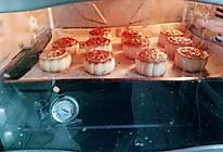 自制豆沙馅月饼的做法