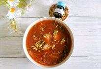 龙利鱼番茄汤的做法