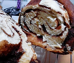 巧克力面包(面包机版)的做法
