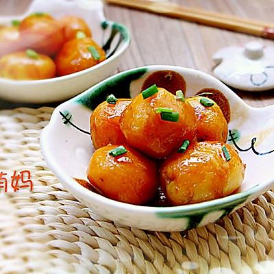 红烧小土豆~素菜也能吃出肉味来
