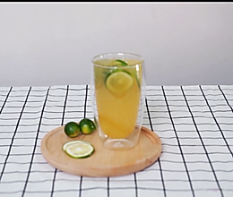奶茶教程:金桔柠檬茶的做法的做法