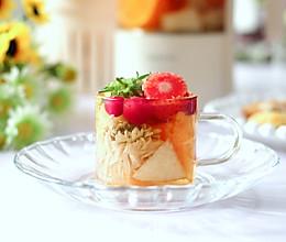 """#""""莓""""好春光日志#时令水果养生茶的做法"""