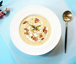 #美食新势力#家庭版土豆大葱汤的做法