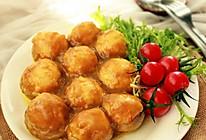 咖喱虾蓉酿口蘑#橄露贝贝橄榄油#的做法