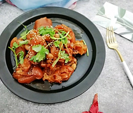 #无腊味,不新年#红烧猪蹄的做法