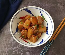#冰箱剩余食材大改造#辣炒魔芋的做法