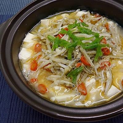 蒜辣小鱼豆腐煲 ★ EZ豆腐煲11