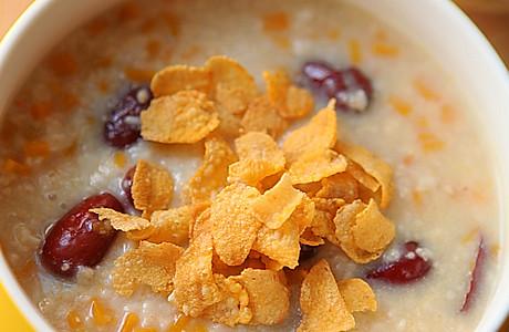 红枣南瓜麦片粥的做法
