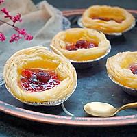 双莓蛋挞#有颜值的实力派#的做法图解16