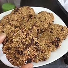 无油低脂红枣燕麦饼干~非常适合大姨妈期间和减肥的女生吃哦~