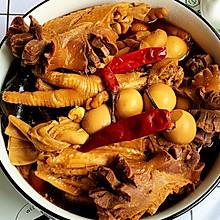#营养小食光#不加一滴水自制快手电饭锅卤味