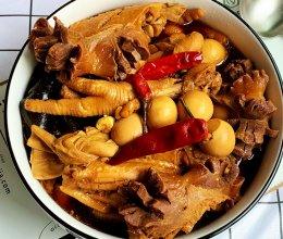 #营养小食光#不加一滴水自制快手电饭锅卤味的做法
