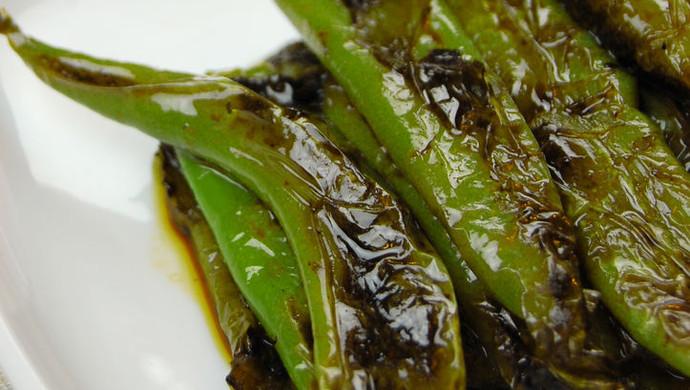 最上瘾的绝味川菜——虎皮尖椒