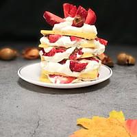草莓蛋糕塔的做法图解10