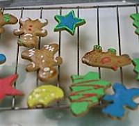 圣诞姜饼的做法图解12