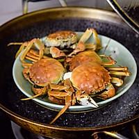Crab Brewed Orange  蟹酿橙#风味人间#的做法图解2