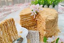蜂蜜蛋糕(俄罗斯提拉米苏)的做法
