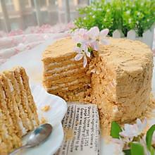 蜂蜜蛋糕(俄罗斯提拉米苏)