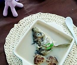 补钙少不了鱼头汤的做法
