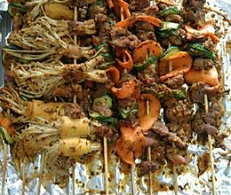 自制烤串的做法