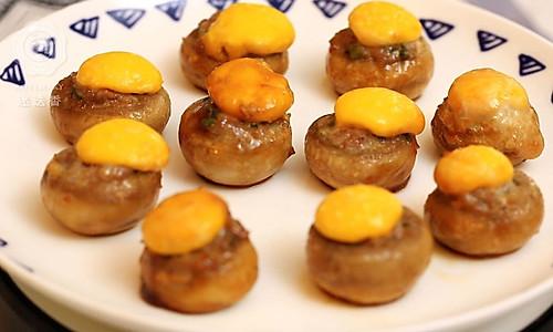 迷迭香:创意蘑菇酿的做法