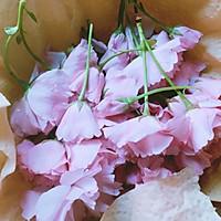 盐渍樱花、樱叶&樱花酱的做法图解11