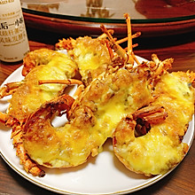 芝士焗龙虾