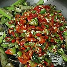 崇明青茄子腌螃蟹