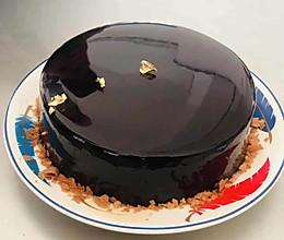 黑巧克力慕斯的做法