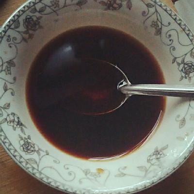西湖醋藕!(自己起的名哈哈)的做法 步骤3