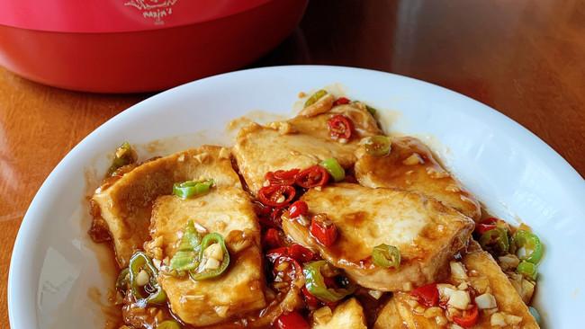 千万别这样做豆腐!太费米饭了的做法