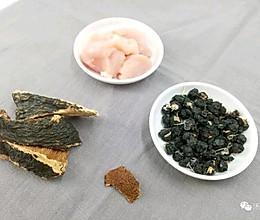 黑枸杞灵芝汤,安神提高免疫的做法