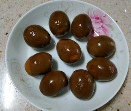 黑糖卤蛋的做法