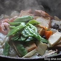 八珍豆腐煲的做法图解22