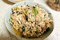 菠菜牛肉豆腐沫的做法