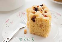 玉米面发糕--懒人的美味的做法