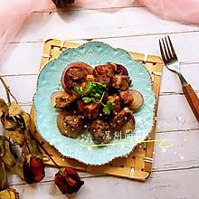 #肉食者联盟#黑椒烤牛腩