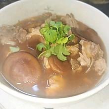 新加坡风味肉骨茶