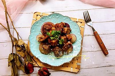 #肉食者聯盟#黑椒烤牛腩