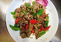黑椒牛肉的做法