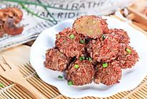 红米肉丸的做法