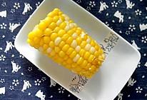 奶香煮玉米&奶香玉米汁的做法